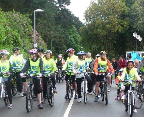 Sky Ride at Meyrick Park, Bournemouth