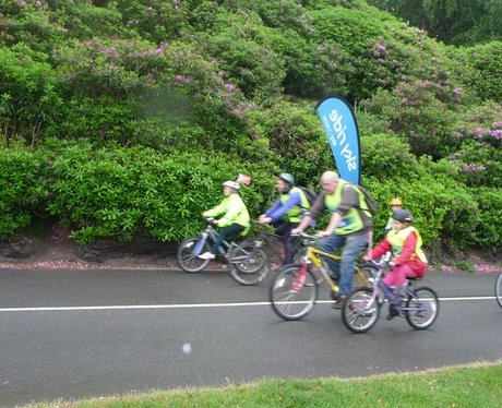 Sky Ride at Meyrick Park, Bournemouth
