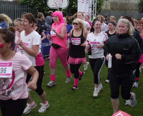 Winchester Race For Life - Part 1