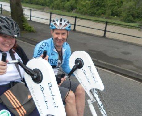 Bristol's Biggest Bike Ride 2012- The Challenge
