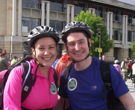 Bristol's Biggest Bike Ride 2012