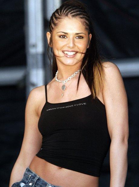 Cheryl Cole from Girls Aloud