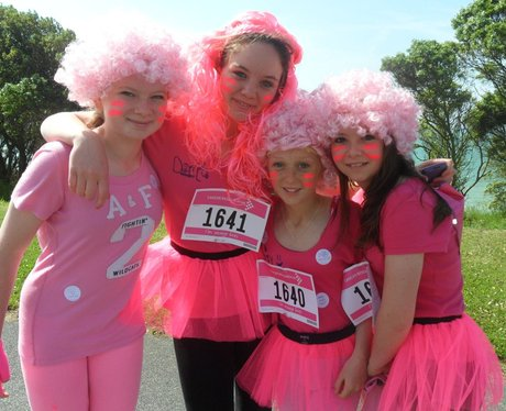 Folkestone Race For Life - The Wigs