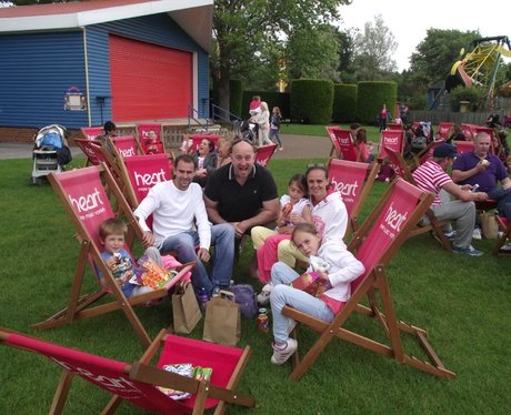 Heart's Big Day's Out- Paultons Park