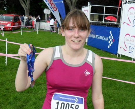 Northampton Race for Life 10K Runners