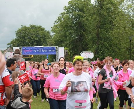 race for life gloucester park