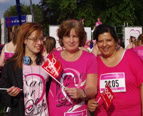 Race for Life Wolverhampton