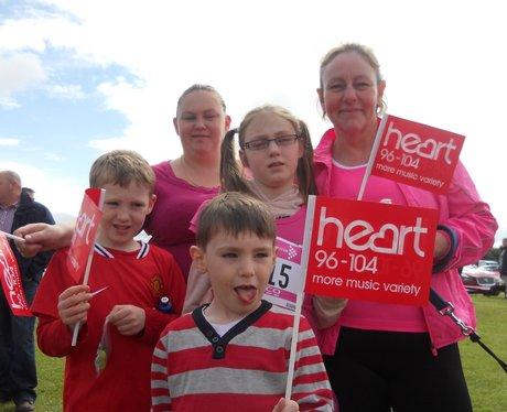 Race For Life: Wrexham - Album 1