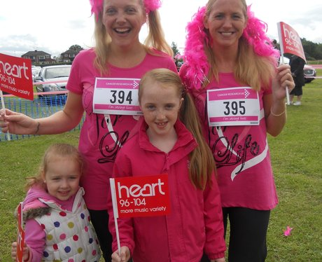 Race For Life: Wrexham - Best Dressed