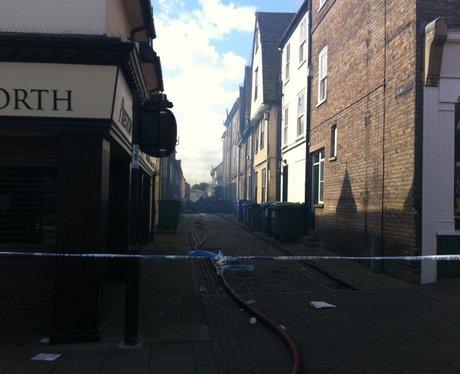 Strada Fire Bury St Edmunds