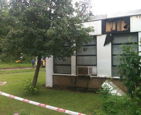 Nail Polish Factory Fire