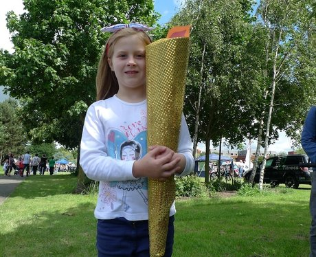 Olympic Torch - Tamworth