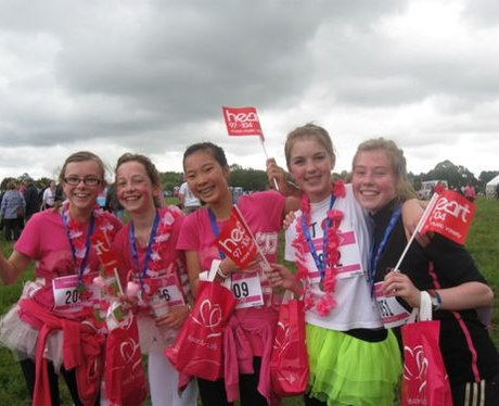 race for life ardingly