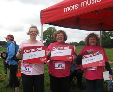 race for life ardingly