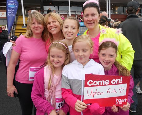 Race For Life Chester: Album 1