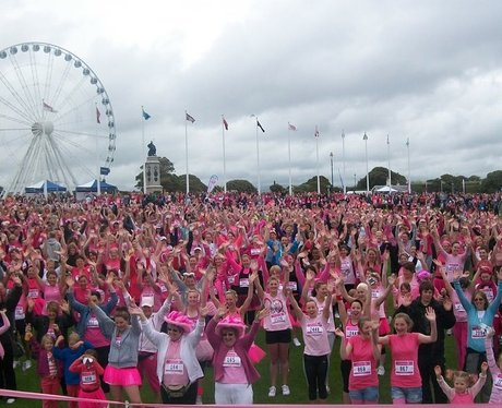 Race For Life Plymouth Hoe 2012 Gallery 3