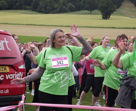 Race for Life Sherborne