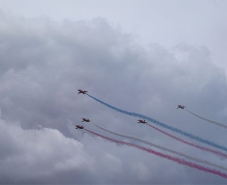 RNAS Yeovilton Air Day 2012