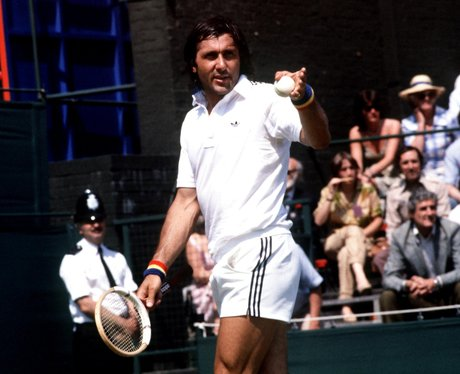Tennis Hunks Ilie Nastase