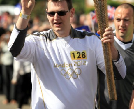 The Olympic Torch Relay Day 43: Towards Dudley