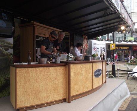 Toby Anstis: Bracknell Food Festival