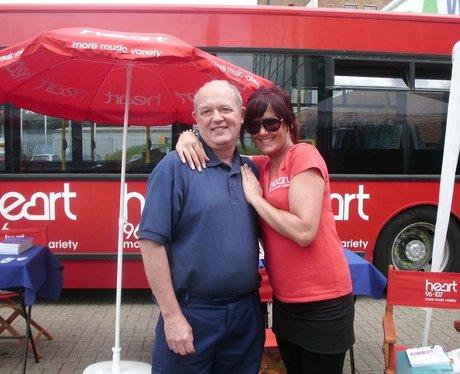 West Herts College Careers Bus