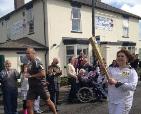 Your Olympic Torch Photos from the West Midlands