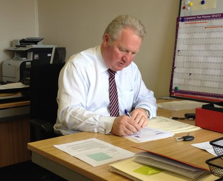 Day With Mike Penning