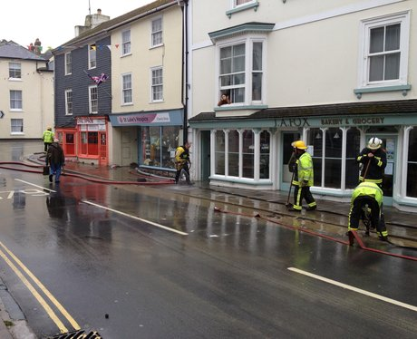Clean up continues in Modbury