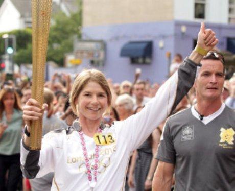 Olympic Torch: Ipswich