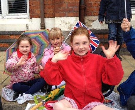 Olympic Torch Northampton