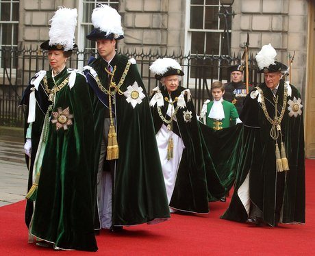 Prince William is Knighted