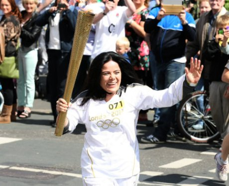 The Olympic Torch Relay Day 44: Evesham to Warwick