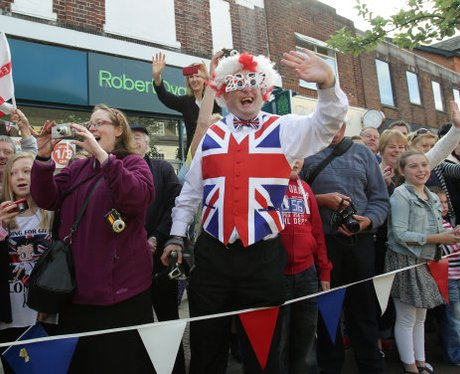The Olympic Torch Relay Day 44: Solihull to Reddit