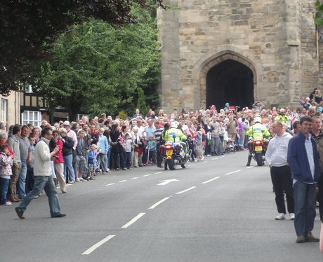 The Olympic Torch Relay Day 44: Warwick