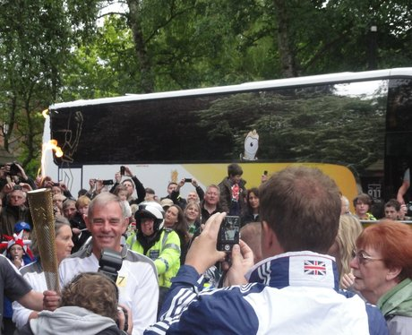 The Olympic Torch Relay Day 45: Rugby