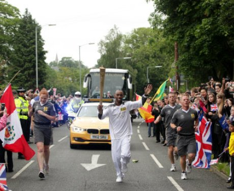The Olympic Torch Relay Day 45: Rugby and beyond