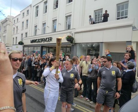 The Olympic Torch West Midlands: Your Photos