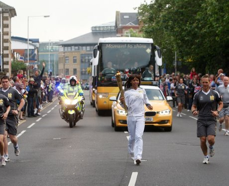 Olympic Torch - Chelmsford