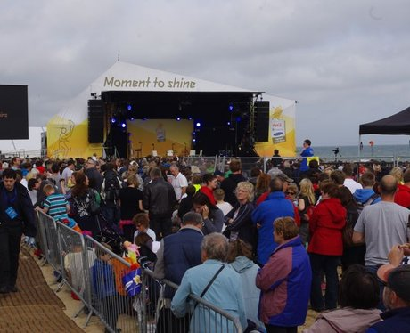 130712 Torch Relay - Poole & Bournemouth