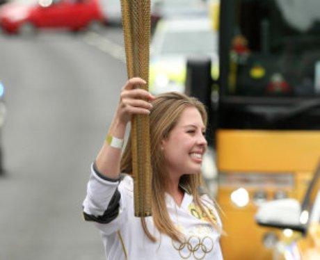 Buckingham Olympic Torch