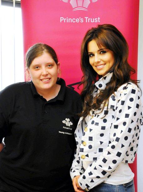 Cheryl Cole Prince's Trust