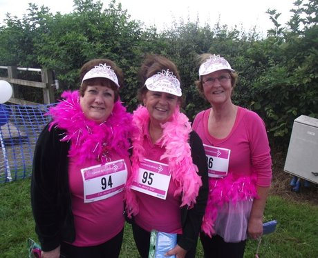 Fancy Dress at Newbury Race For Life