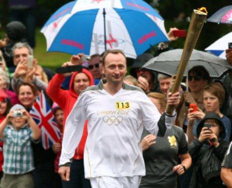 Olympic Torch Hemel