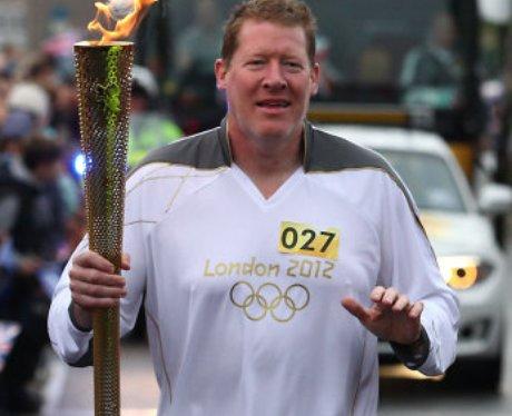 Huntgindon Olympic Torch
