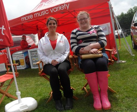 Kent County Show Day 1 - The Wellies!