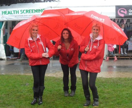 Kent County Show Day 2 - Umbrellas!