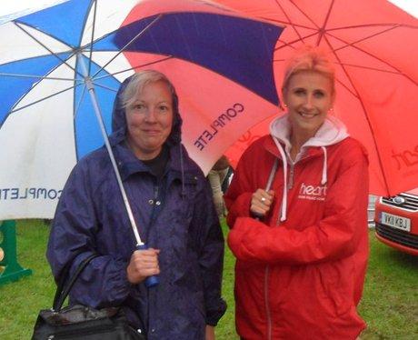 Kent County Show Day 2 - Umbrellas!