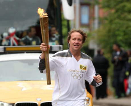 Luton Olympic Torch