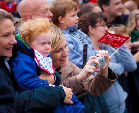 Norwich Duck Race 2012
